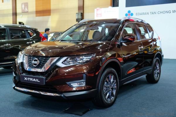 Nissan X-Trail Facelift Hybrid Malaysia 3