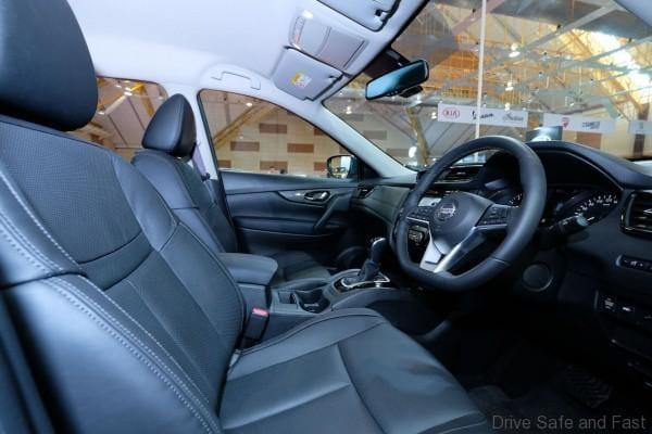 Nissan X-Trail Facelift Hybrid Malaysia