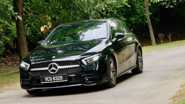 Mercedes Benz A250 Review Fast Fun Flawed