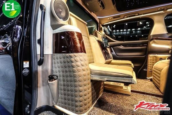 Customising Your Alphard or Vellfire to look like a Lexus LM