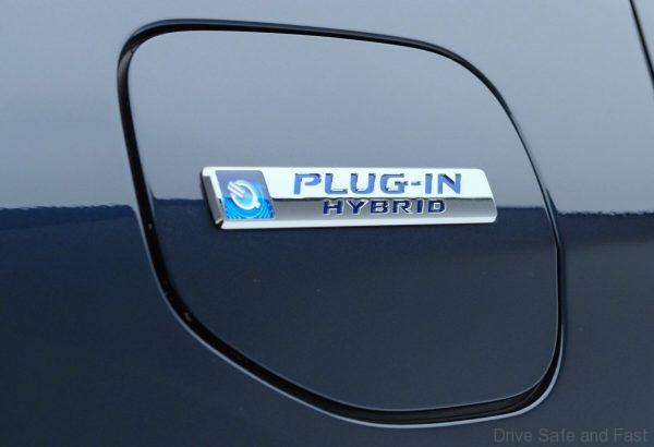 Honda Clarity plugin hybrid vehicle