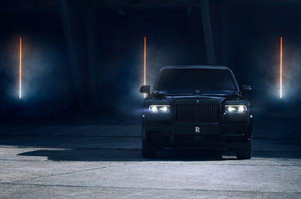 Rolls Royce Black Dadge Cullinan