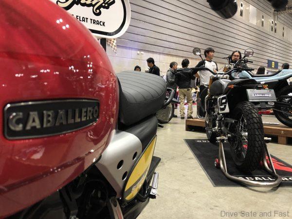 Caballero Motorcycles