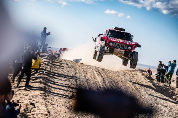 Carlos Sainz wins the Dakar 2020