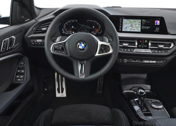 BMW 2 Series Gran Coupe cabin