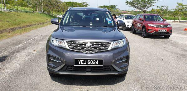 Proton X70 Local assembled in Malaysia