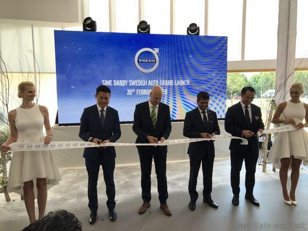 Sime Darby Swedish Auto Launch