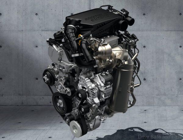 Suzuki Swift Sport engine