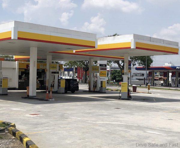 Shell Jalan Gasing