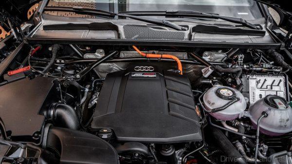 Abt Tuned Audi Q5 Hybrid 55 TFSI e engine