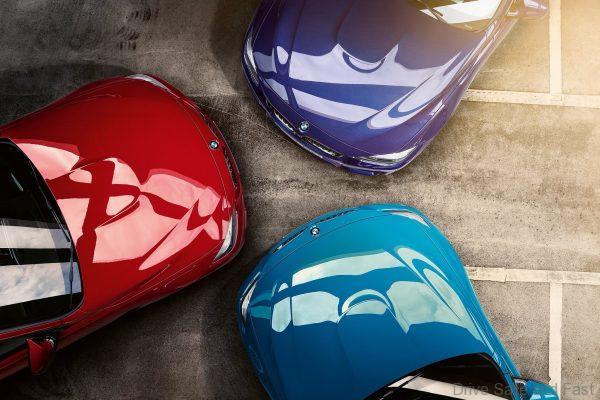BMW cars 2020