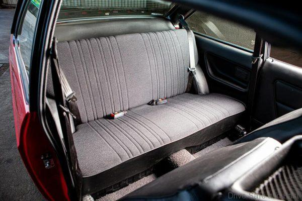 Ford Escort Mk1 2 door rear seat