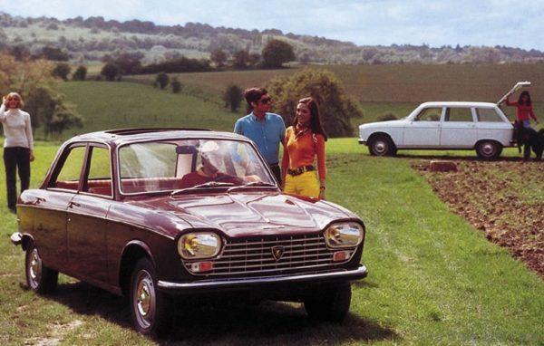 Peugeot 204 Celebrates 55 Years
