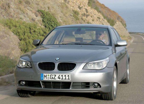 2005 BMW 5 Series E60 Used Diesel Review
