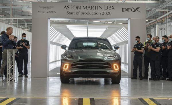 Aston Martin DBX_Launch Event