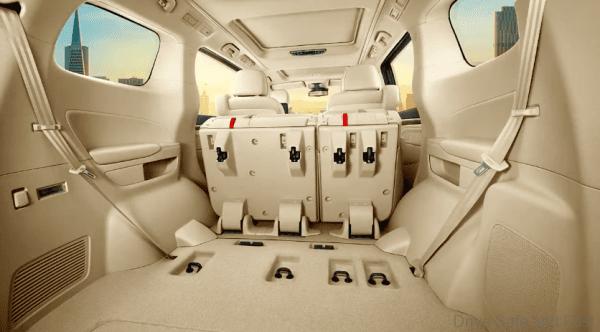 GAC GM8 Luxury MPV