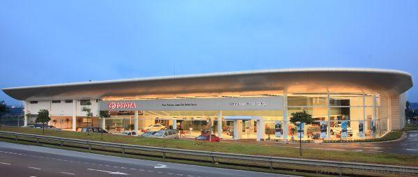 Toyota Subang Showroom