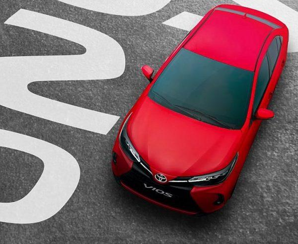 Toyota Vios 2021_Launched_advertisement