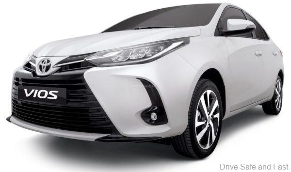 Toyota Vios 2021_Launched_front