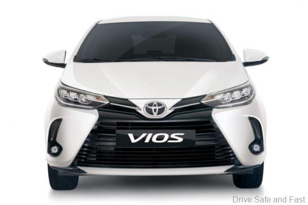 Toyota Vios 2021_Launched