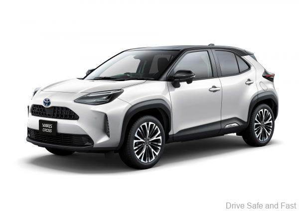 Toyota Yaris Cross 4x4