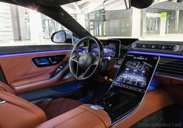 Mercedes-Benz S-Class 2021_cabin