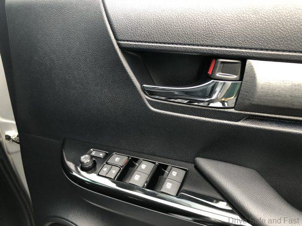 Toyota Hilux Rogue function