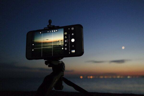 fotografia con lo smartphone