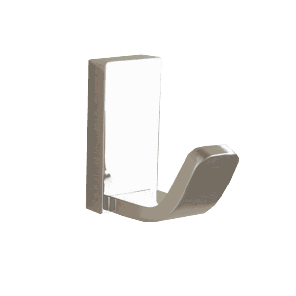 Robe Hook - Brontes Chrome Range