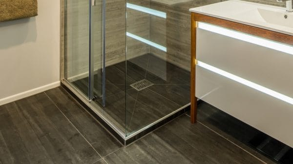 Didosi Tileable shower tray by Henry-Brooks