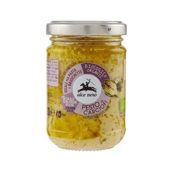 Alce Nero Pesto ai Carciofi 130 g