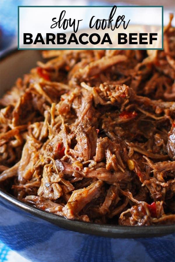 slow cooker barbacoa beef pinterest image 2