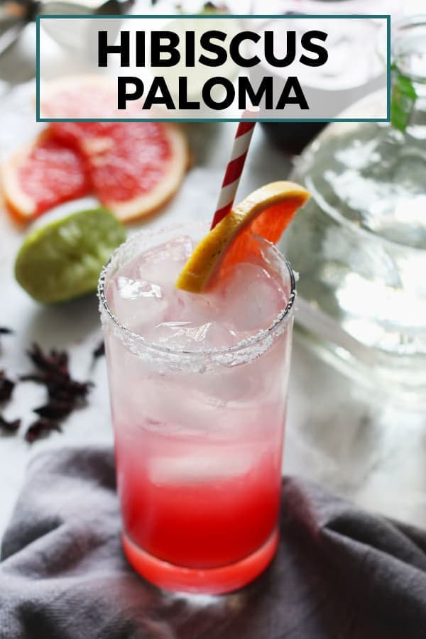 hibiscus paloma cocktail pinterest image