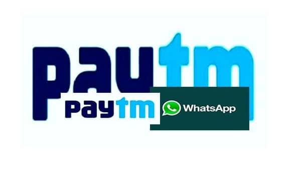 paytm whatsapp