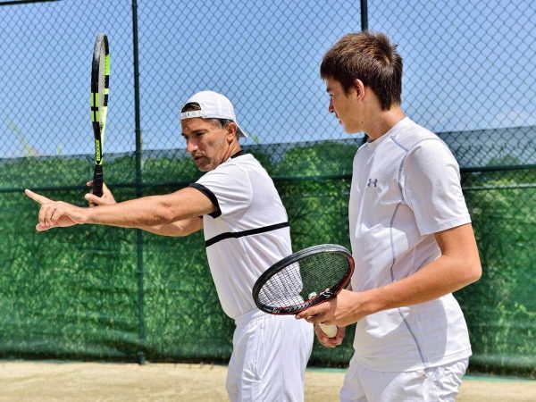 Private lessons for college students, juniors ITF champions and adults