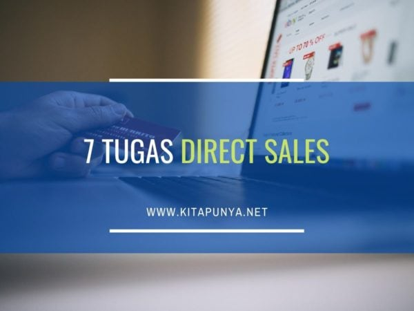 tugas direct sales