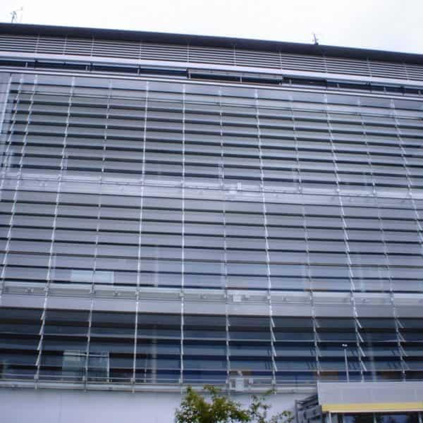 Fachhochschule Ingolstadt, Fassadenregelung
