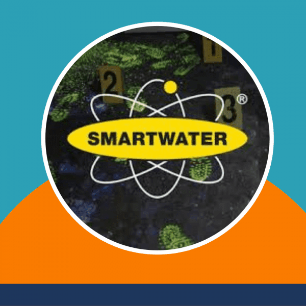 SmartWater forensic spray system