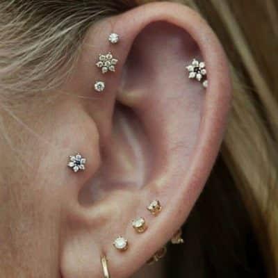 Offerte orecchini da orecchio alto