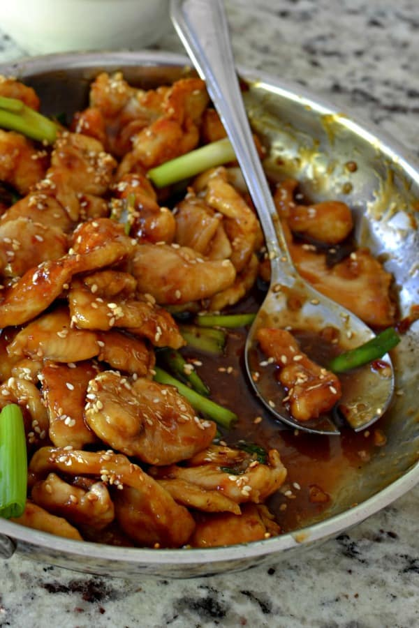 Scrumptious Sesame Chicken Recipe