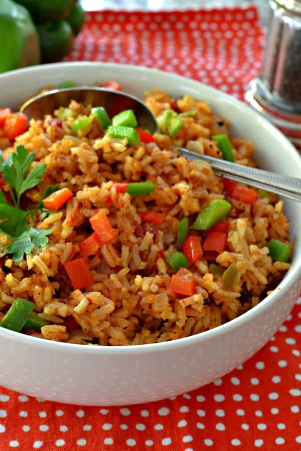 Delicious and Easy Spanish Rice Recipe