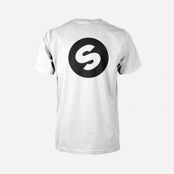 long-tee-white-spinnin-records-back