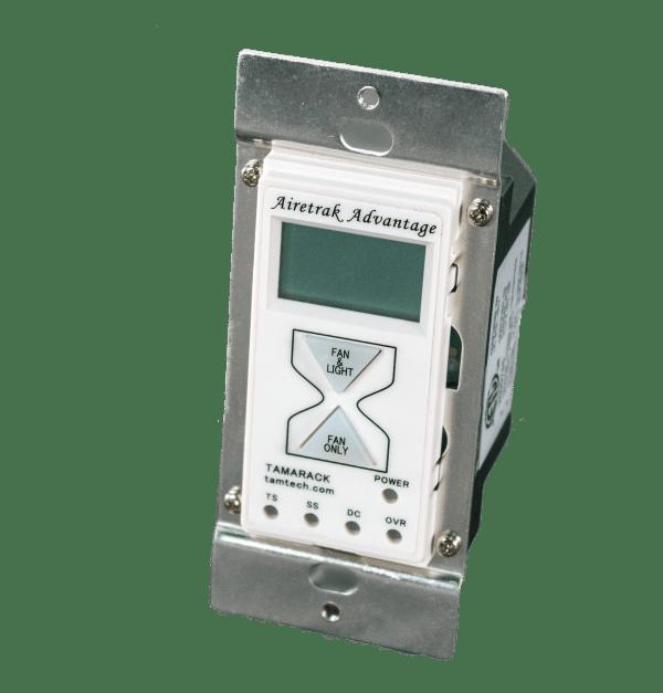 Airetrak 1-A Advantage Programmable Bath Fan Control