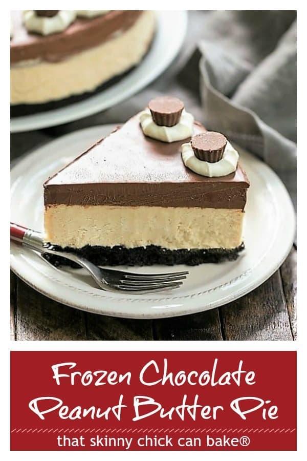 Ocean Prime S Chocolate Peanut Butter Pie That Skinny