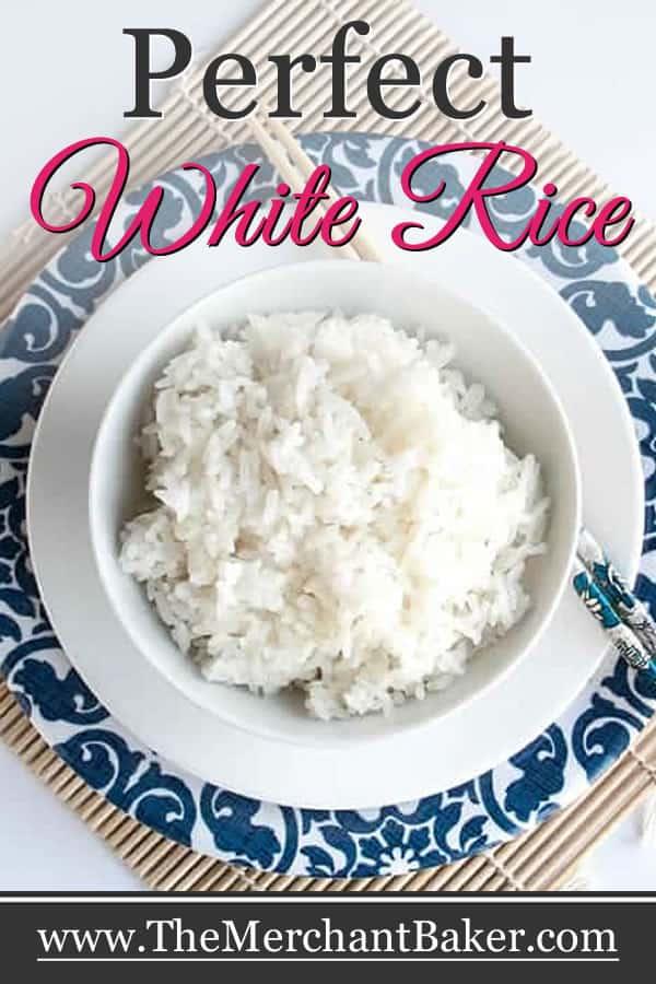 Perfect White Rice