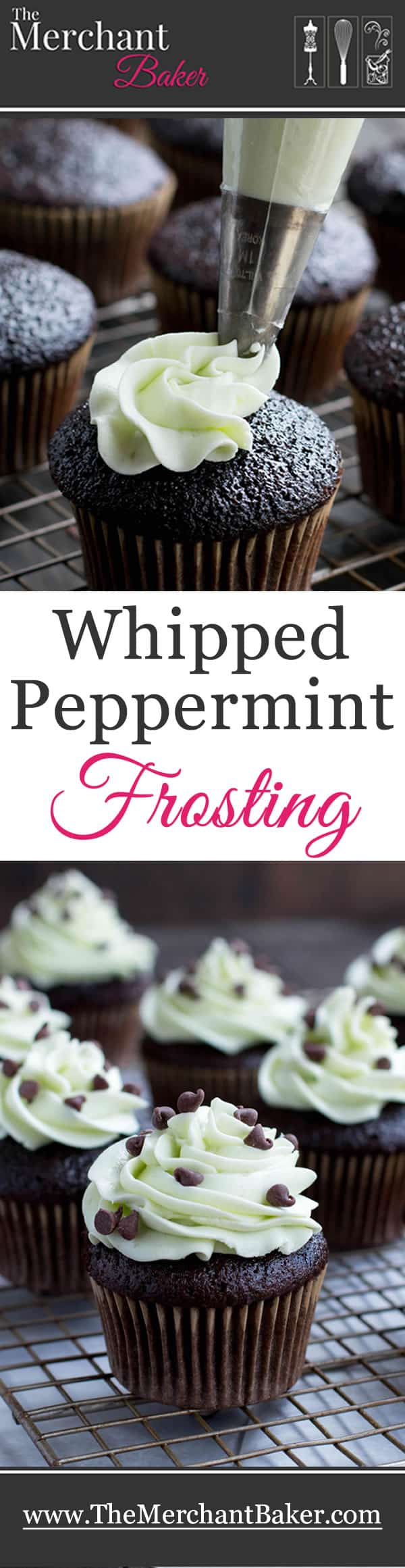 Creamy Mint Frosting