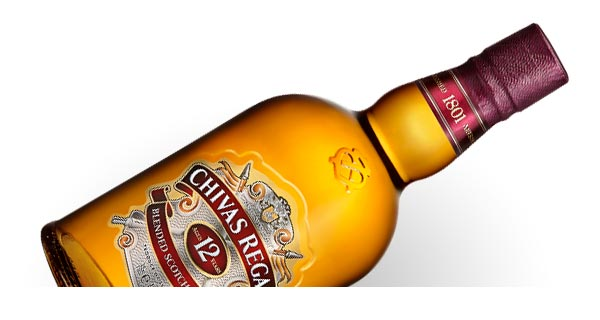 Chivas 12 Year Old Blended Sciotch Whisky