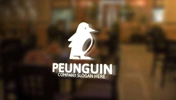 Penguin Logo Design