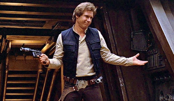 The Han Solo Movie May Have Finally Found Its Star - @CinemaBlend Artes & contextos Han Solo