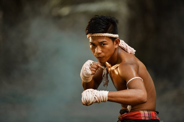 Why is Muay Thai the Martial Art of the 8 Weapons